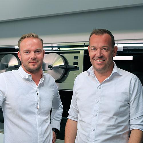 Thomas Groot en Richard van Oostenbrugge