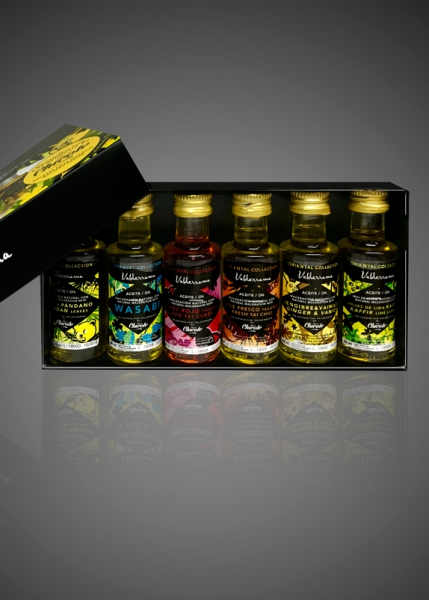 De Oriental Collection van Valderrama - 6 x 20ml