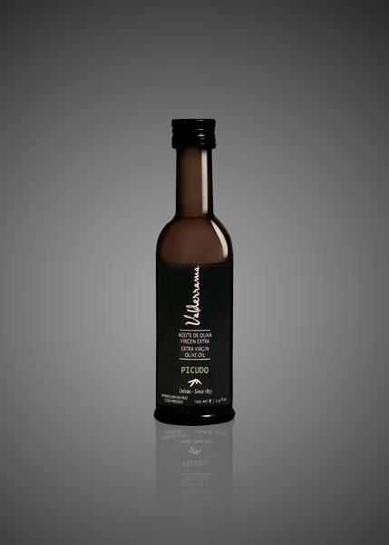 Tafelflesje 100ml Picudo olijfolie